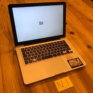 Mac (Apple) - ジャンク!MacBook pro 13インチ early2011