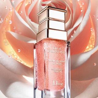 Dior - 30ml現品同量 プレステージマイクロユイルドローズセラム 美容液