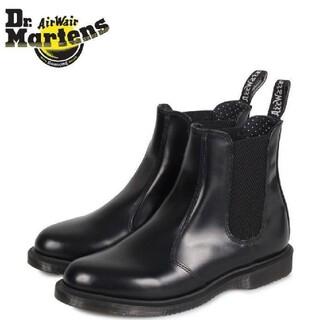 ドクターマーチン(Dr.Martens)の新品ドクターマーチン サイドゴア ブーツ チェルシー 黒39/25.5(ブーツ)