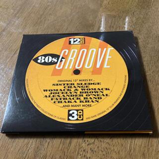 80s GROOVE 12インチダンスCD 3枚組(クラブ/ダンス)