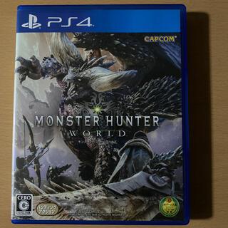 プレイステーション4(PlayStation4)のモンスターハンター:ワールド PS4(その他)