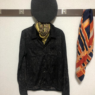 ミスターオリーブ(Mr.OLIVE)の【今なら1000円OFF】Mr.Olive ペイズリーシャツ(シャツ)