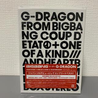 ビッグバン(BIGBANG)のCOUP D'ETAT[+ONE OF A KIND&HEARTBREAKER](K-POP/アジア)