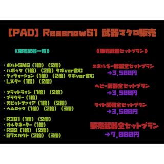 専用 本体+PADマクロ全種(家庭用ゲーム機本体)