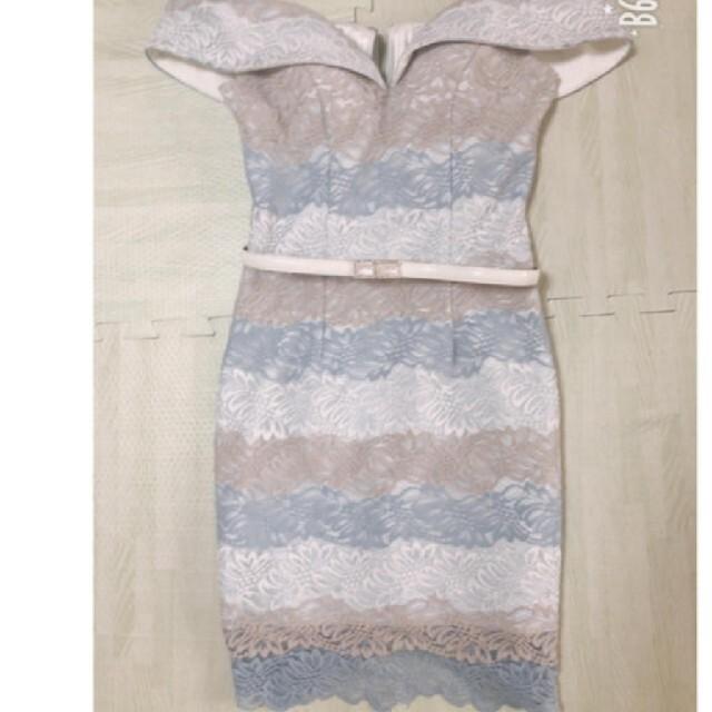 Andy(アンディ)のイルマ キャバ ドレス レディースのフォーマル/ドレス(ミニドレス)の商品写真