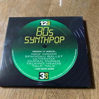 80s SYNTHPOP 12インチダンスCD 3枚組(クラブ/ダンス)