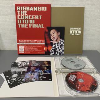 ビッグバン(BIGBANG)のBIGBANG/BIGBANG10 THE CONCERT:0.TO.10-T…(K-POP/アジア)
