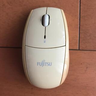 フジツウ(富士通)の富士通 ワイヤレスマウス(PC周辺機器)
