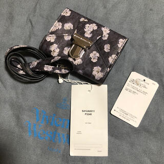 マルタンマルジェラ(Maison Martin Margiela)のメゾンマルタンマルジェラ ミニ財布 ストラップ IDケース(財布)