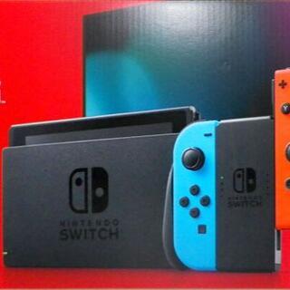 Nintendo Switch Joy-Con(L) ネオンブルー(R) (携帯用ゲーム機本体)