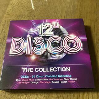 12インチ ディスコCD THE COLLECTION 3枚組(クラブ/ダンス)