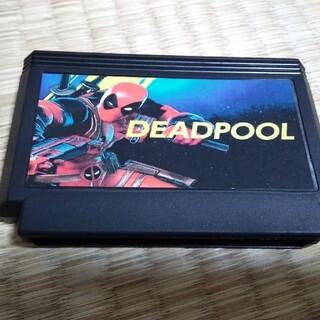デッドプール Deadpool ファミコン(家庭用ゲームソフト)