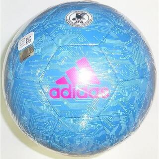 アディダス(adidas)のアディダス・エックス ハイブリッド検定5号球・サッカーボール(ボール)