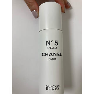 シャネル(CHANEL)のシャネル N°5 ロー オールオーバー スプレイ(ヘアウォーター/ヘアミスト)