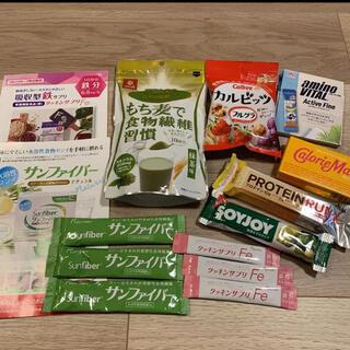 大塚製薬 - 新品 健康食品 3000円相当 栄養食品 14点セット ダイエット 食物繊維