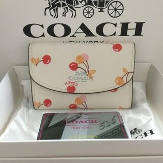 COACH - COACH コーチ シグネチャー 6連キーケース