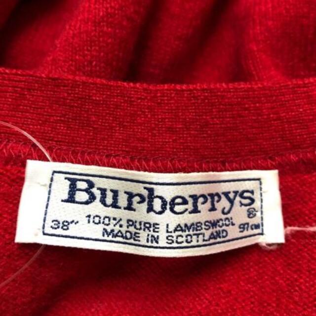 BURBERRY(バーバリー)のバーバリーズ カーディガン サイズ8 M - レディースのトップス(カーディガン)の商品写真