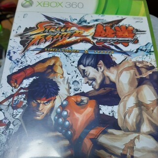 「ストリートファイター X(クロス) 鉄拳 XB360」(家庭用ゲームソフト)
