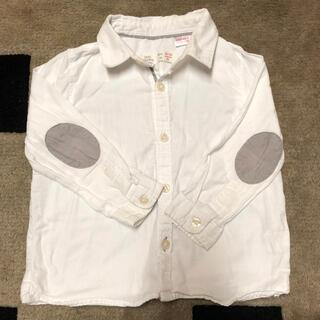 ザラキッズ(ZARA KIDS)の美品 Zara baby 12-18month 80cm シャツ(シャツ/カットソー)