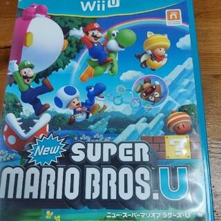 New スーパーマリオブラザーズ U Wii U(家庭用ゲームソフト)