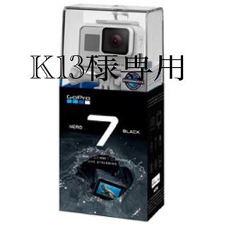 ゴープロ(GoPro)のGoPro CHDHX-702-FW [GoPro HERO7 Black(ビデオカメラ)