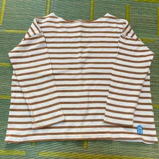 アーバンリサーチ(URBAN RESEARCH)のフォーク&スプーン ボーダーカットソー(Tシャツ/カットソー)