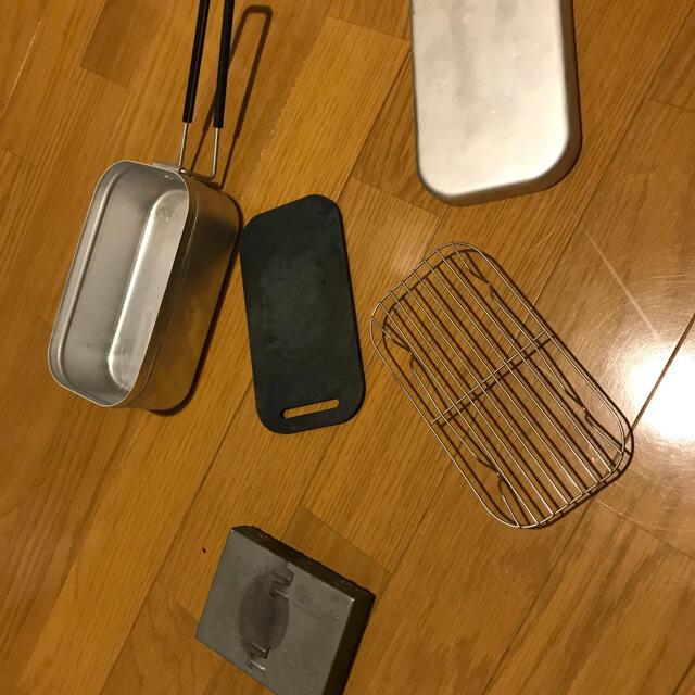 トランギア メスティン焼肉セット スポーツ/アウトドアのアウトドア(調理器具)の商品写真