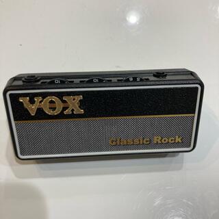ヴォックス(VOX)のVOX amPlug2 classic Rock(ギターアンプ)