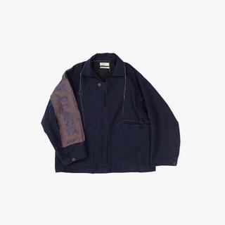 サンシー(SUNSEA)のamachi ジャケット サイズ4(ブルゾン)