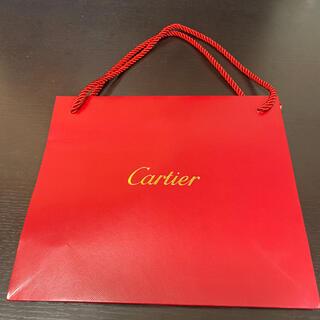 カルティエ(Cartier)のカルティエ カルティエ紙袋(ショップ袋)