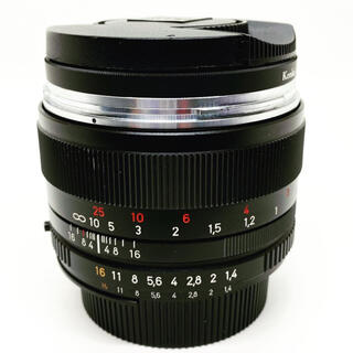 ニコン(Nikon)のPlanar T* 1.4/50 ZF.2 ニコン(レンズ(単焦点))