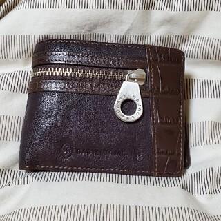 カステルバジャック(CASTELBAJAC)のカステルバジャック 二つ折り財布(折り財布)
