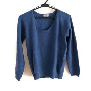 マーガレットハウエル(MARGARET HOWELL)のマーガレットハウエル 長袖セーター 2 M -(ニット/セーター)