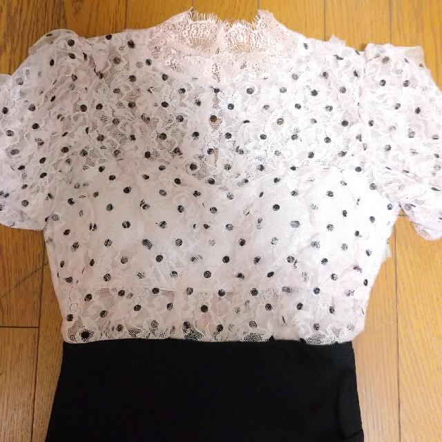 JEWELS(ジュエルズ)の美品!Tika 韓国キャバドレス レディースのフォーマル/ドレス(ミニドレス)の商品写真