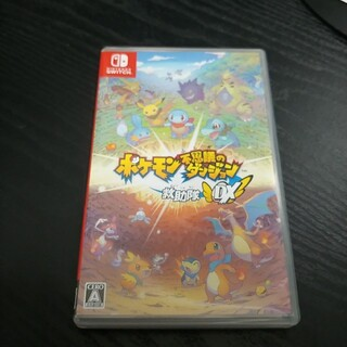 ニンテンドウ(任天堂)のポケモン不思議のダンジョン 救助隊DX Switch(家庭用ゲームソフト)