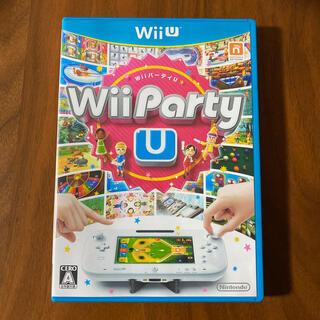 ウィーユー(Wii U)のWii Party U Wii U(家庭用ゲームソフト)