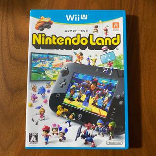 ウィーユー(Wii U)のNintendo Land(ニンテンドーランド) Wii U(家庭用ゲームソフト)