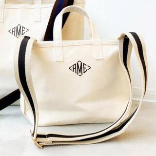 L'Appartement DEUXIEME CLASSE - 【AMERICANA/アメリカーナ】AME Tote Bag Mini ブラウン