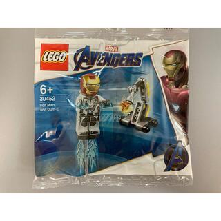 レゴ(Lego)のレゴ LEGO  アイアンマン ミニフィグ ダミー アメコミ(アメコミ)