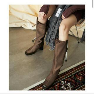 ALEXIA STAM - Code Demi Boots
