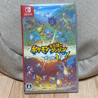 ポケモン不思議のダンジョン 救助隊DX Switch(家庭用ゲームソフト)