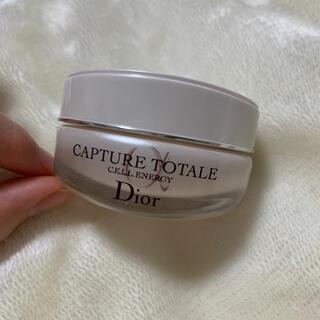 Dior - 【未使用】カプチュールトータル クリーム15ml
