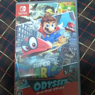 スーパーマリオ オデッセイ Switch(家庭用ゲームソフト)