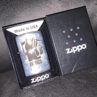 ジッポー(ZIPPO)のBanksy バンクシー 刻印 ZIPPO(タバコグッズ)