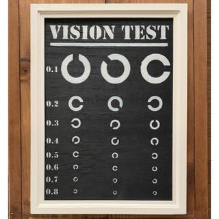 視力検査ボード 視力検査表