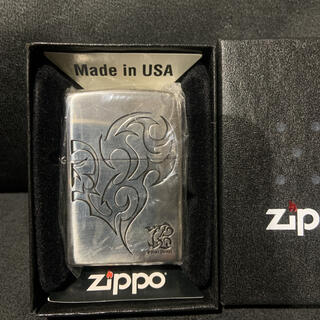 ジッポー(ZIPPO)のトライバルビースト トライバルハート zippo(タバコグッズ)