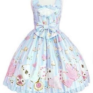 Angelic Pretty - wonder cookie ジャンパースカート angelic pretty