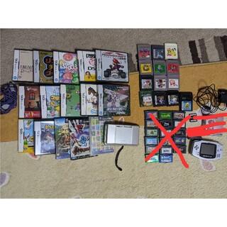 ゲーム各種(携帯用ゲーム機本体)