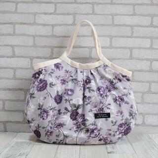 みるく様専用 花柄のグラニーバッグ ミニバッグ付き(バッグ)
