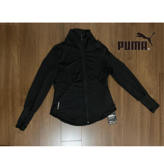 PUMA - PUMA プーマ ランニング トレーニング ヨガ パーカー 速乾 Sサイズ